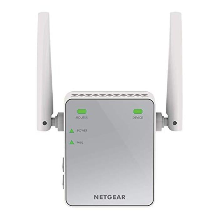 Wi-Fi Range Extender - Save £2