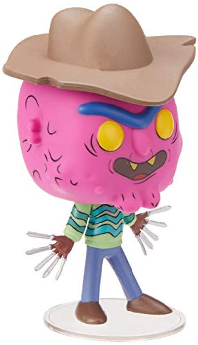 Funko Rick and Morty - Scary Terry Pop! Vinyl Figure