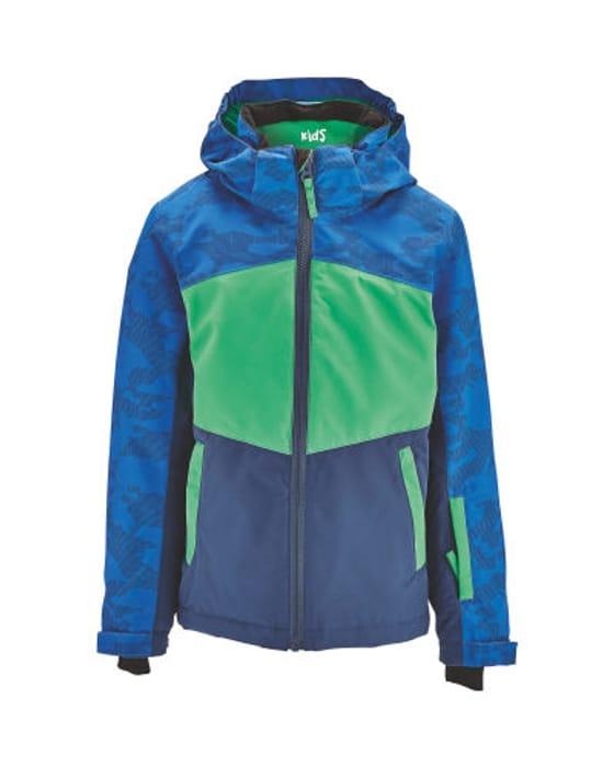 Children's Blue Ski Jacket