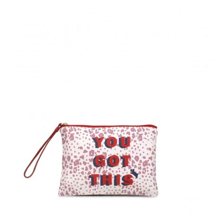 Motivational Radley Small Zip-Top Wristlet