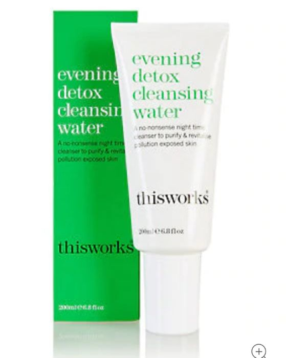 This Works - Evening Detox Cleansing Water