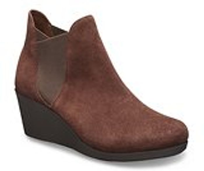 Womens Leigh Wedge Chelsea Boot Down From £69.99 to £28