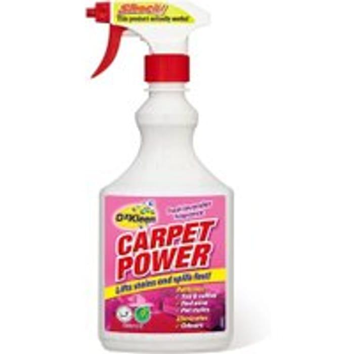 OzKleen Carpet Power Stain Remover 500ml