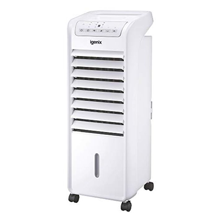 Igenix IG9703 Portable Air Cooler with Remote Control
