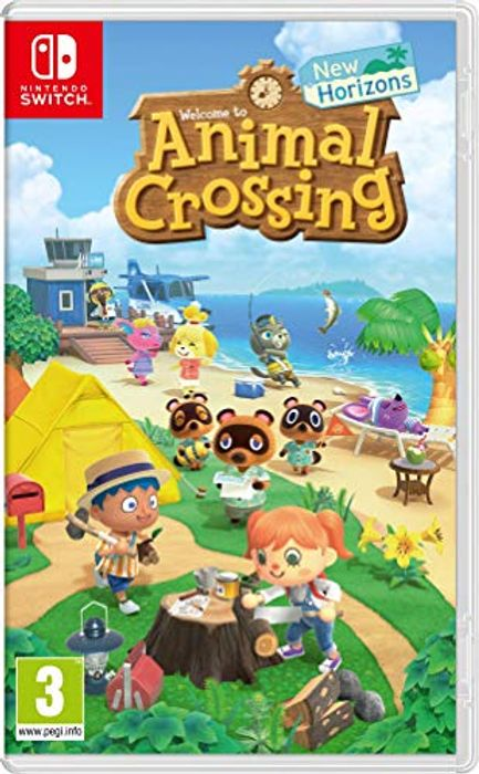 NEW! Animal Crossing New Horizons - Nintendo Switch - OUT MARCH 20TH