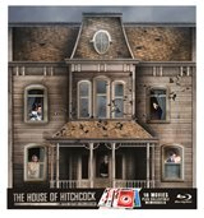 Hitchcock Collection: House of Hitchcock