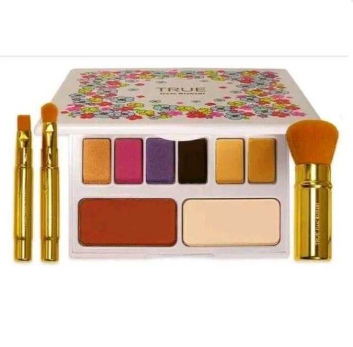True Cosmetics Palette & Brush Gift Set