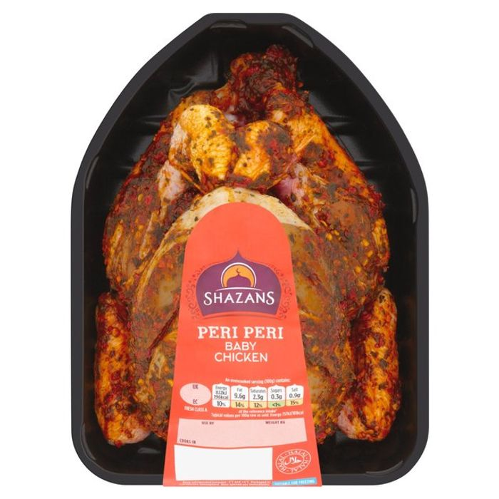 2 Whole Peri Peri Chickens for £2 at Morrisons