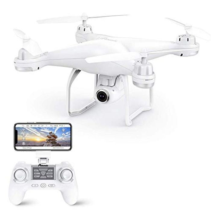 Deal Stack - 1080p Drone with Live Video - Cheapest Ever