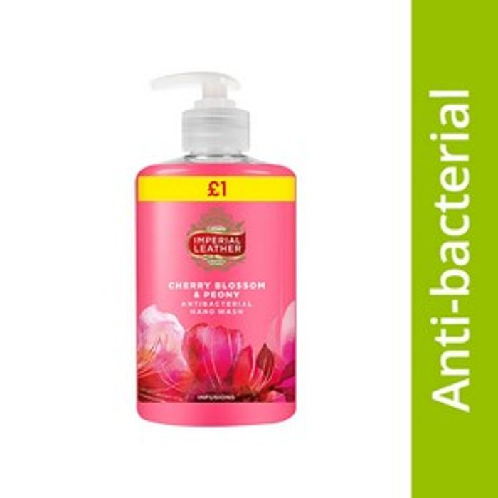Carex & Imperial Leather Antibacterial Soap ONLY £1 Free C&C