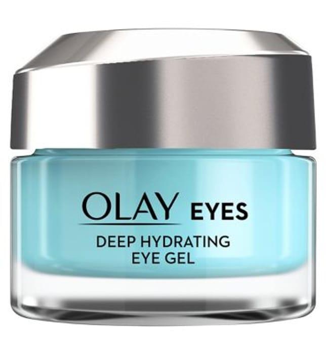 Olay Eyes Deep Hydrating Eye Gel for Tired Dehydrated Skin 15ml