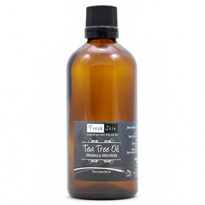 100ml Tea Tree 100% Pure Essential Oil - Melaleuca Alternifolia - Aromatherapy