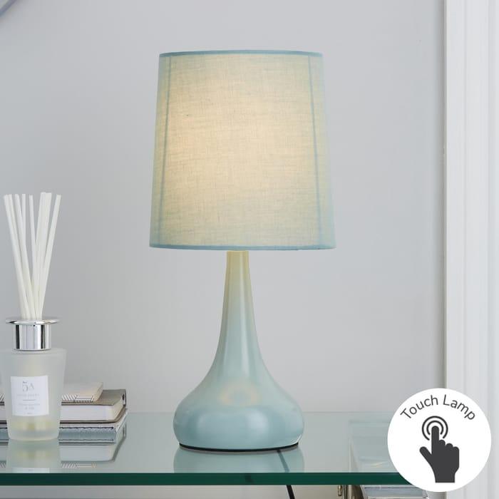 Rimini Eucalyptus Touch Lamp