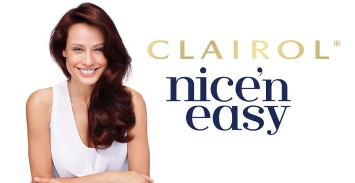 Free Clairol Nice n Easy Hair Dye