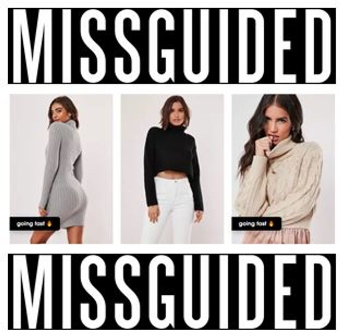 MISSGUIDED SALE - up to 60% OFF