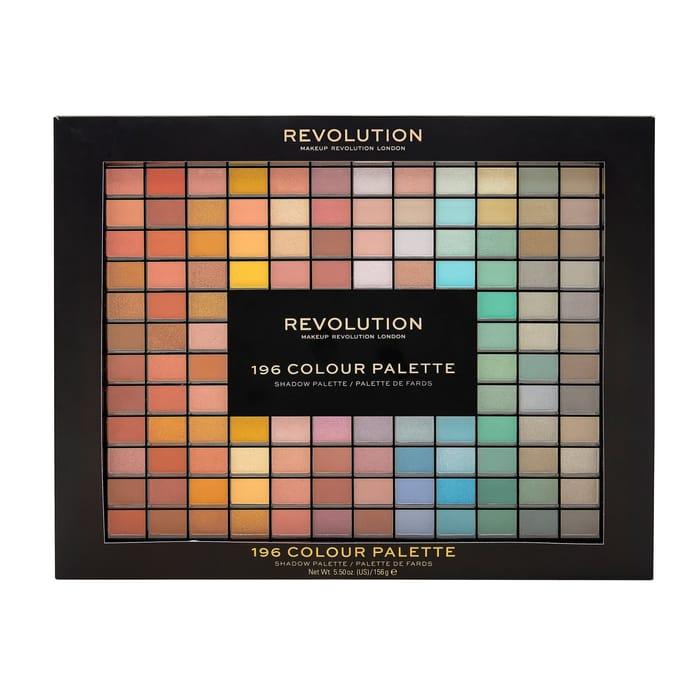 Revolution 196 Colour Palette HALF PRICE