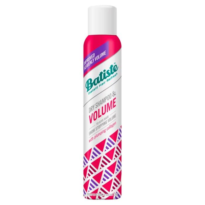 Batiste Hair Benefits Dry Shampoo & Volume 200ml
