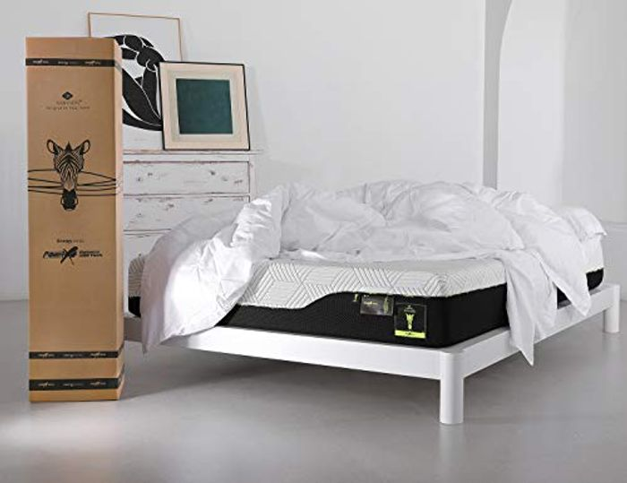 £100 Off Every Size Of Rolled Memory Foam Mattress - From £69.87 Delivered