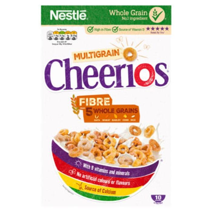 Nestle Cheerios Multigrain 300g