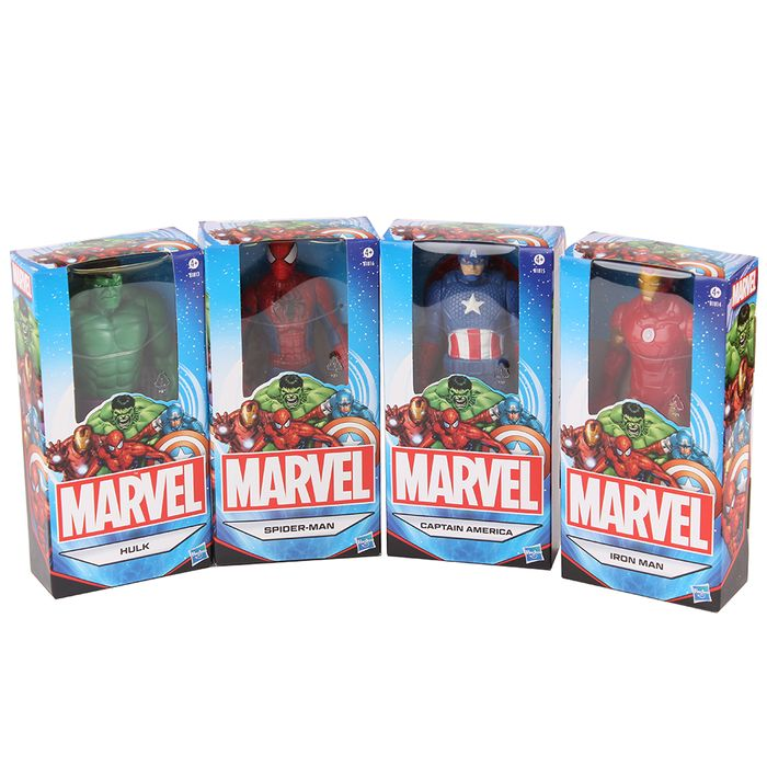 Marvel Figures (Set of 4)