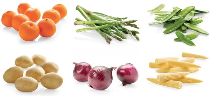 Aldi Super 6 - Fruit & Veg for 65p Each!