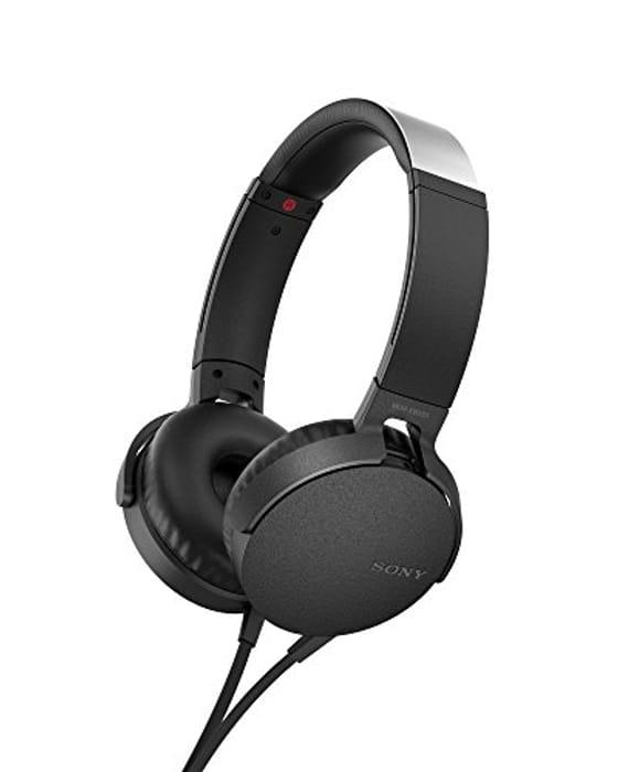 Best Ever Price! Sony MDR-XB550AP Extrabass Headphones - Black