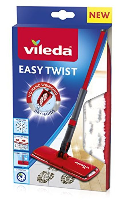 Vileda EasyTwist Flat Mop Refill £2