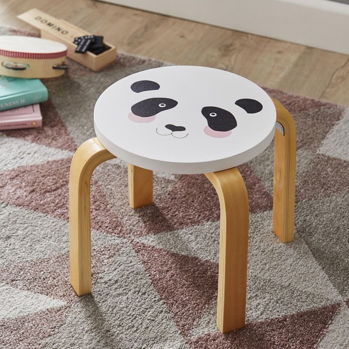 Cute Panda Stool with £3 Off