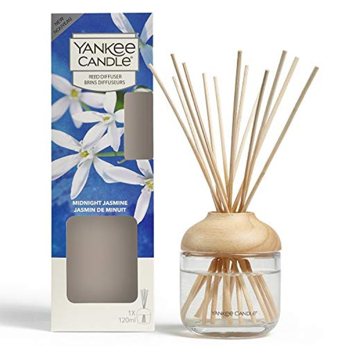 Yankee Candle Reed Diffuser | Midnight Jasmine