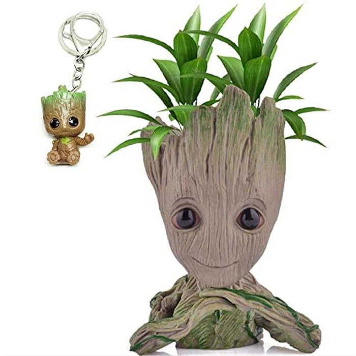 Cute Little Groot Plant Pot