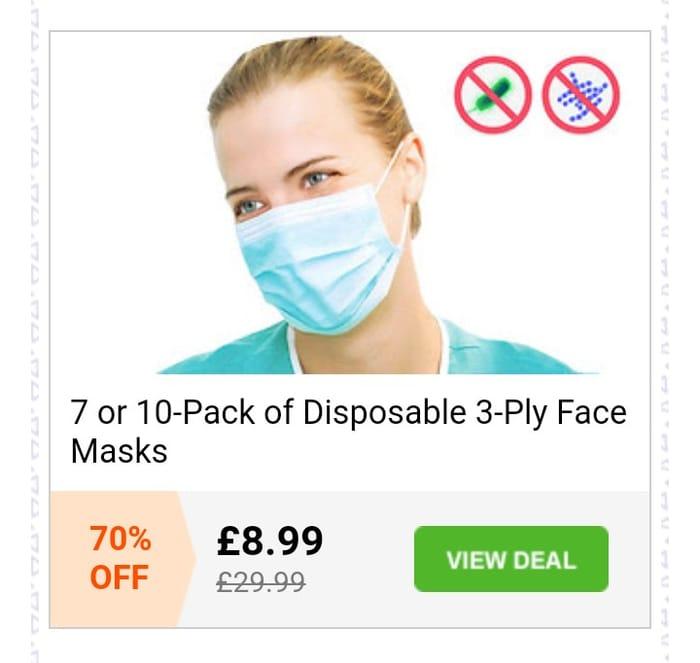 Up to 70% off the Original Price!