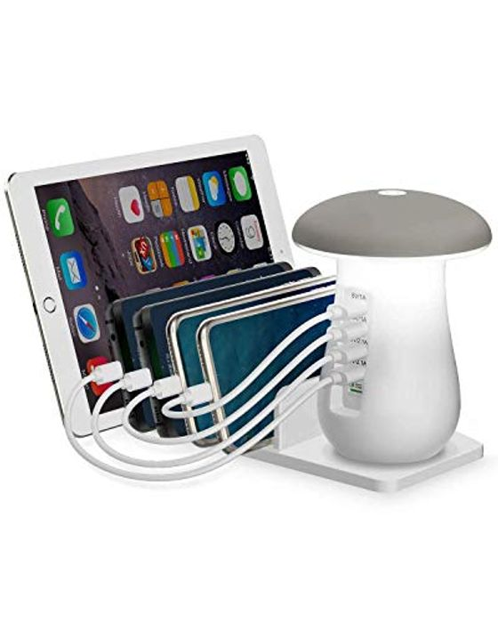 Save 60% - Brilex Charging Station Dock with Multiple Devices