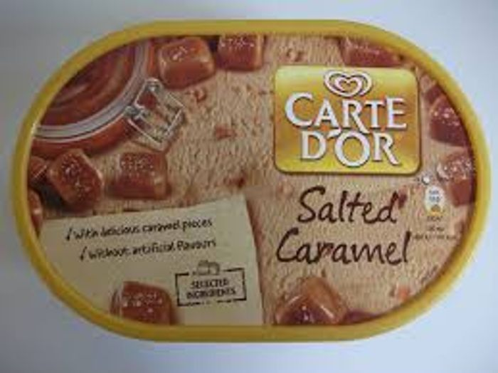 Carte D'Or Salted Caramel Ice Cream Choice of Flavours
