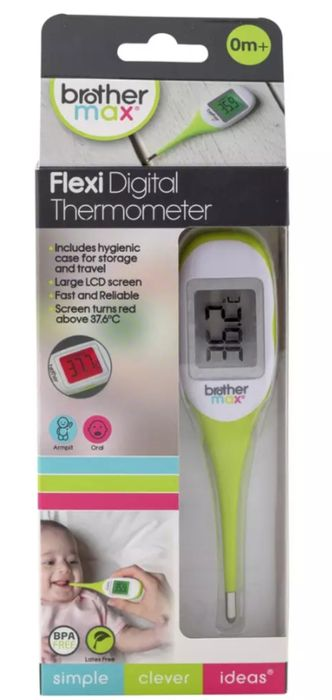 Brother Max Flexi Thermometer