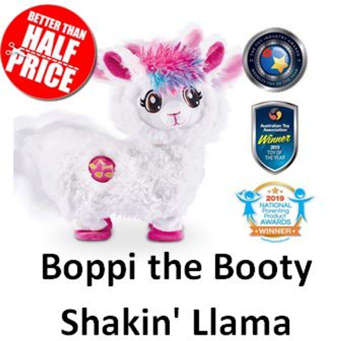 Boppi the Booty Shakin' Llama - £14.99 NOW at AMAZON!