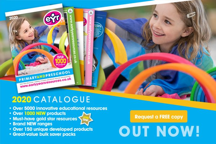 Free Early Years Resources Catalogue