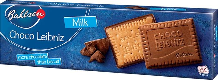 Bahlsen Choco Leibniz Milk Chocolate Biscuits - SAVE 75p