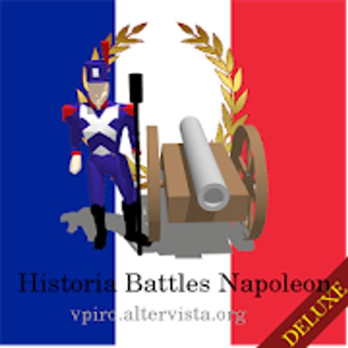 HB Napoleon DELUXE Temp Free Was £2.89