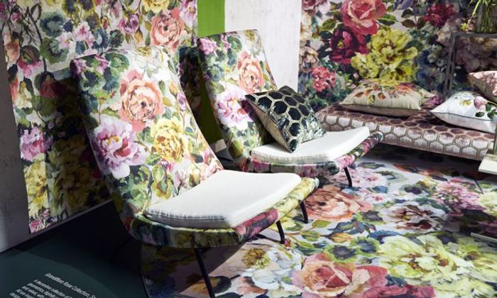 Two-for-One Tickets to out of the Blue: Fifty Years of Designers Guild