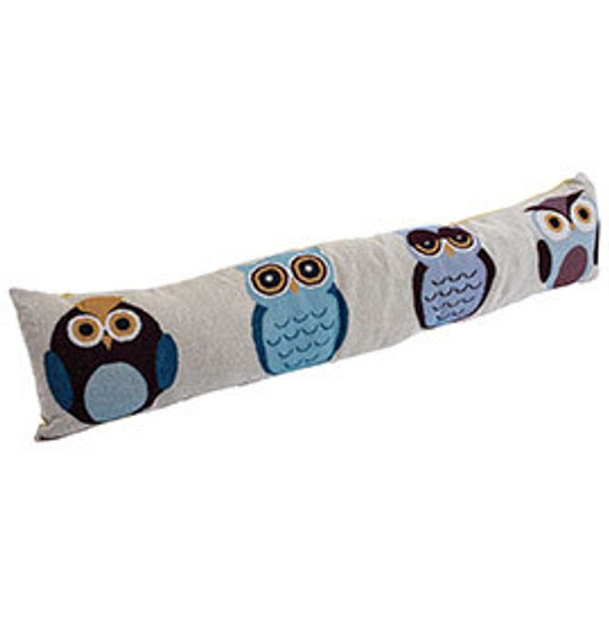 Flash Event - Owl Draught Excluder for £2