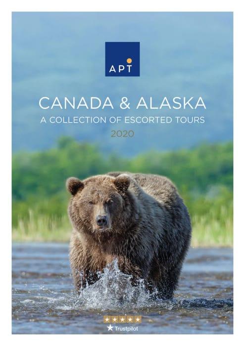 Free Canada & Alaska Travel Brochure via Post