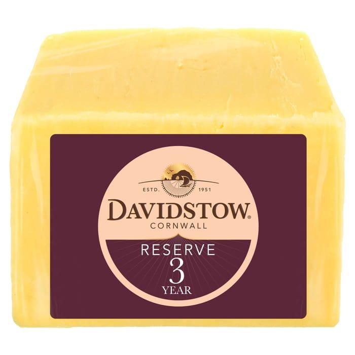 Davidstow 3 Year Reserve Cornish Cheddar