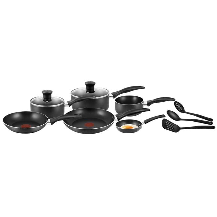Tefal Easy Care 9 Piece Non-Stick Pan Set - £28