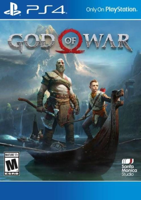 God of War (PS4) £4.99 US Code (Can Use in UK) at CDKeys.com