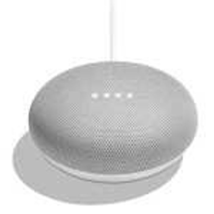 Google Home Mini - Chalk - Only £18.99!