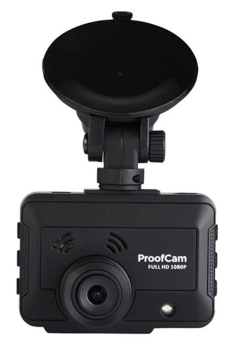 RAC PC202 FHD Plug and Play Dash Cam - Only £13.98!