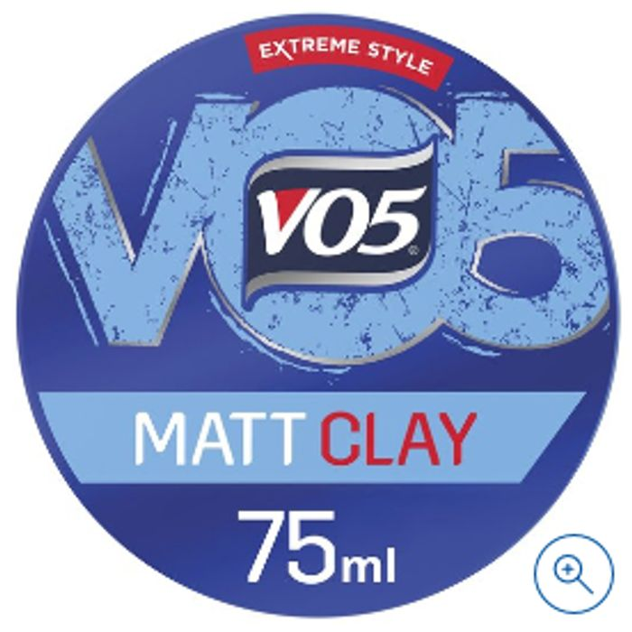 Cheap Vo5 Extreme Style Matte Clay 75Ml Only £4!