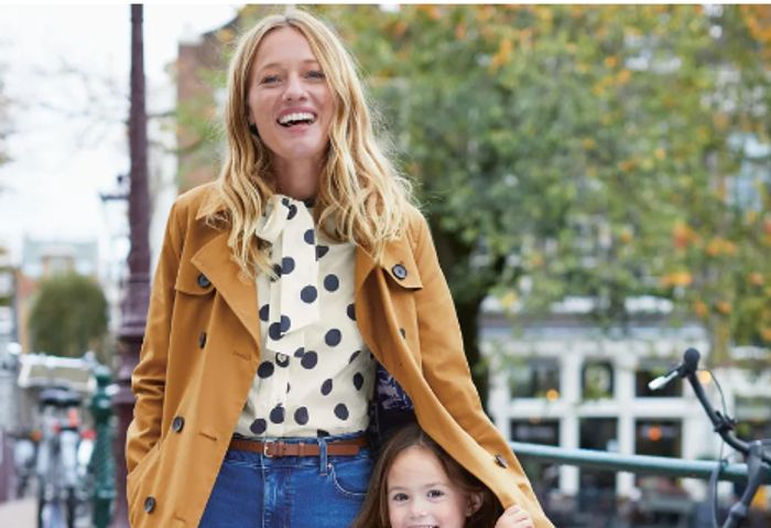 20% off plus Free Delivery on Orders over £30 at Boden