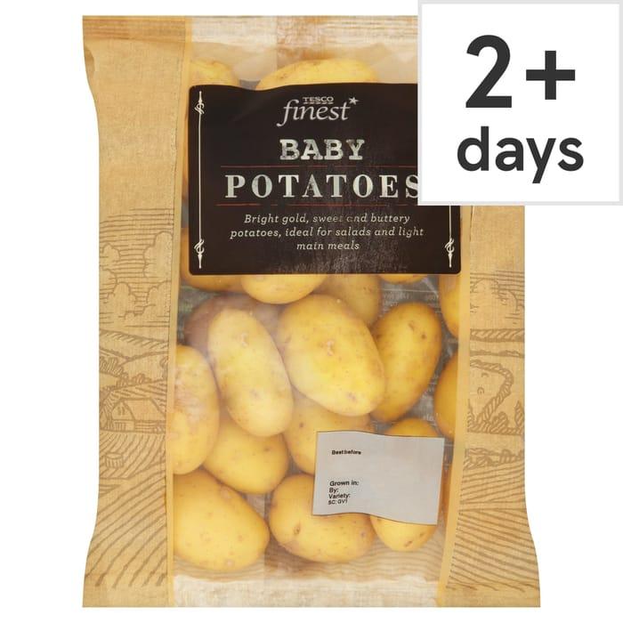 Tesco Finest Venezia Potatoes 750G save 30p Now £1.20 @Tesco