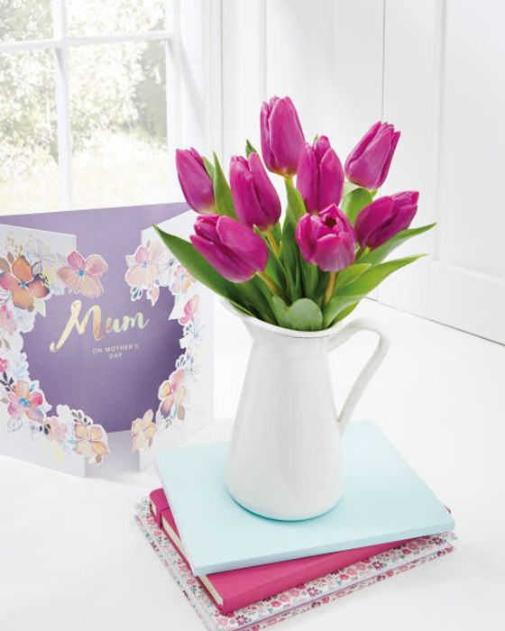 Pretty Bouquet of Tulips for £4.99